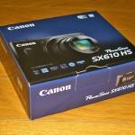 素人にでも簡単に使えるデジカメ「キャノン PowerShot SX610」を購入