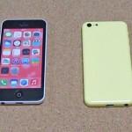 レビュー用写真撮影時のサイズ比較対象としてiPhone 5Cのモックアップを購入してみた
