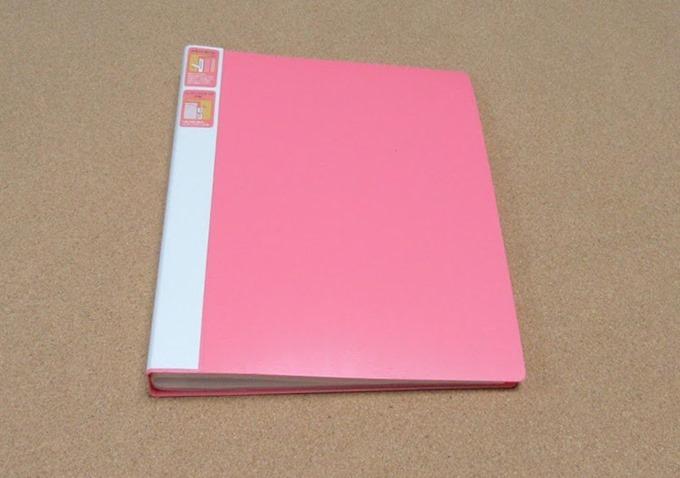 コクヨ領収証ファイル(ピンク)