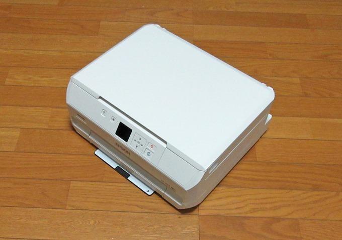 EPSON プリンター インクジェット複合機 カラリオ EP-707A