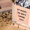 開封したお茶やコーヒー、鰹節、お菓子などの湿気・乾燥防止に「Anylock 食材保存クリップ」を購入