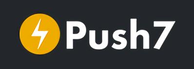 Push7のロゴ