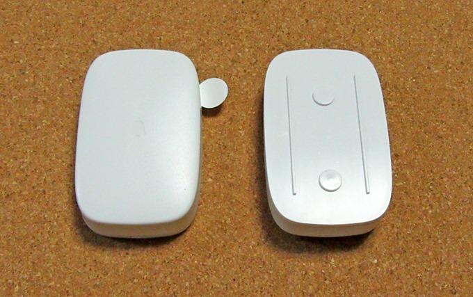 送信機はIP33級の防水タイプ防滴仕様
