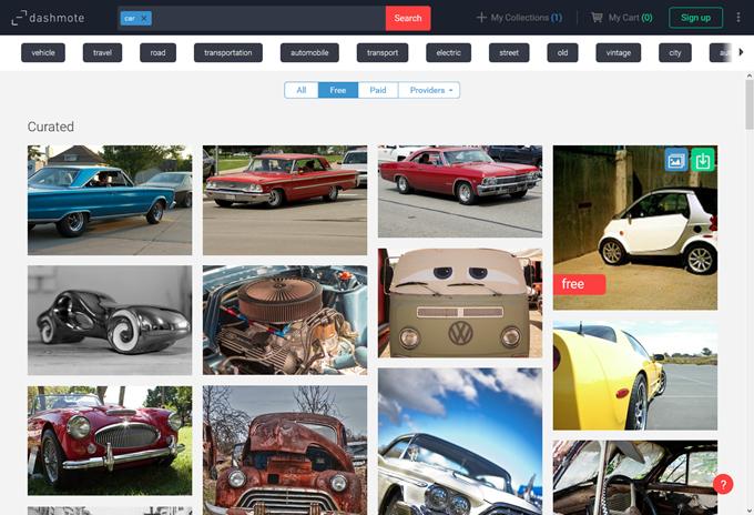 carのfree写真の検索結果 - Dashmote