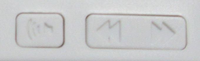 音量変更ボタンとメロディ変更ボタン