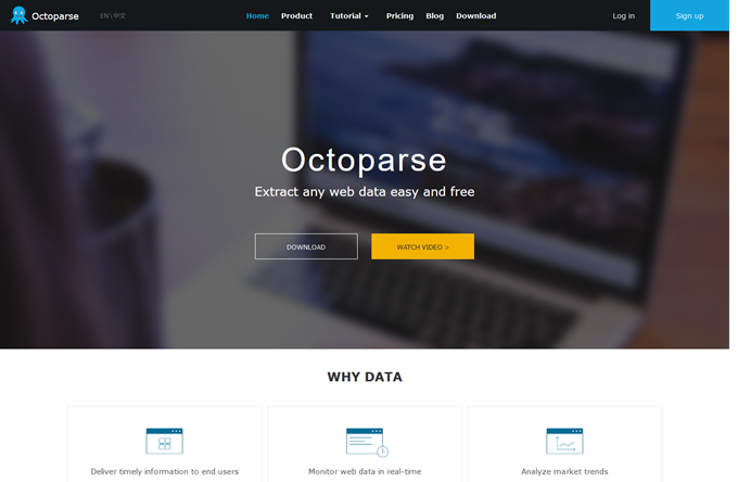 Free web scraping Data extraction Web Crawler Octoparse, Free web scraping