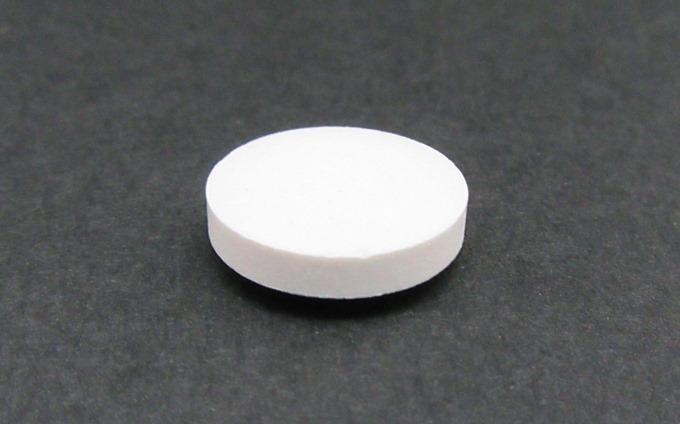 ガスピタンの錠剤1錠