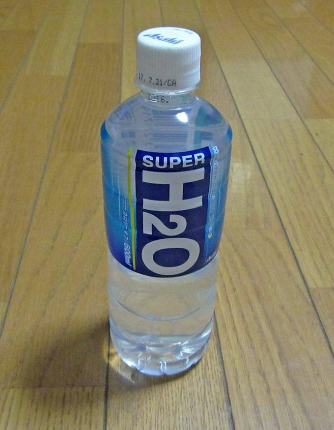 アサヒ スーパーH2Oペットボトル