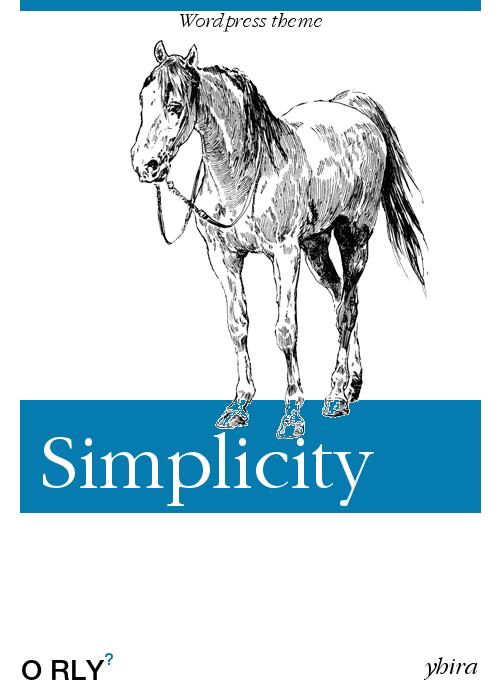 Simplicityオライリー本