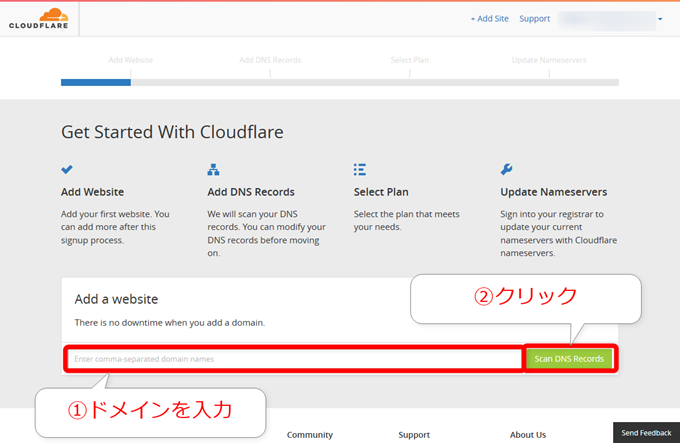 Get Started With Cloudflare  Cloudflare - Web Performance & Security