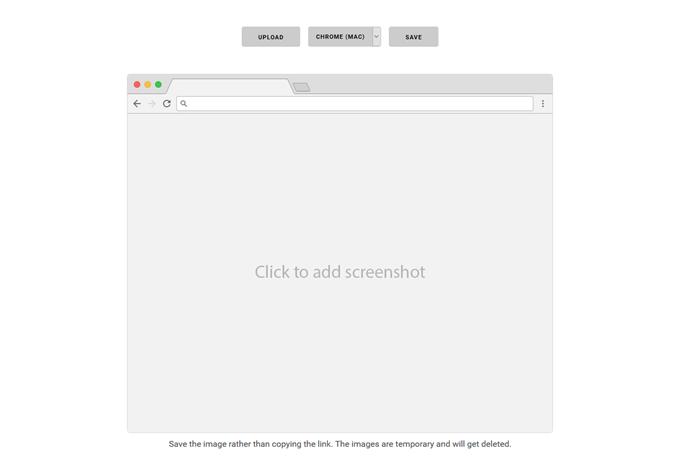 Browser Frame