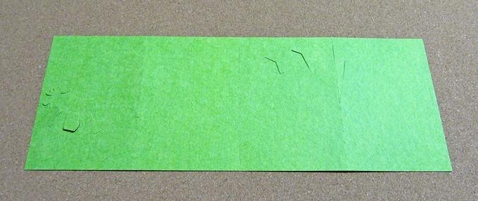 エルクグリーン加湿器の加湿シート(キリトリ前)