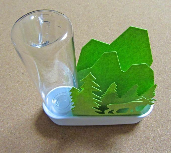 エルクグリーン加湿器の完成形