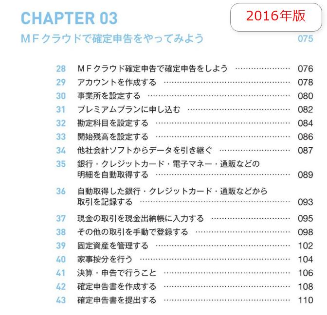 2016年版3章