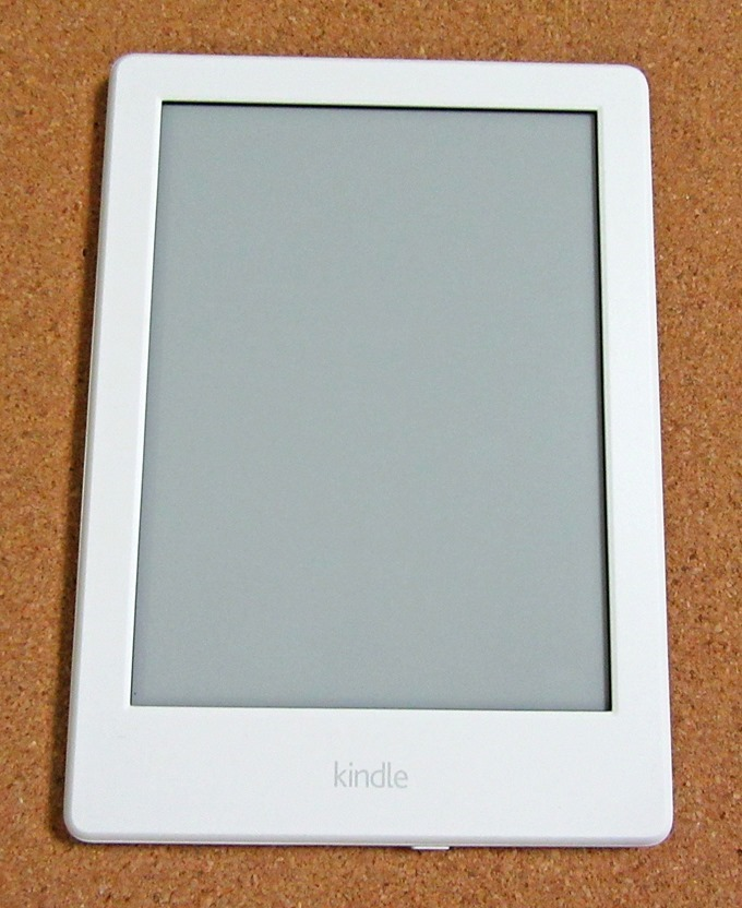 Kindle端末の電源をオフ