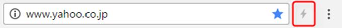 HTTP2通信されていないYahoo!の状態