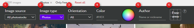 Everypixelのオプション機能