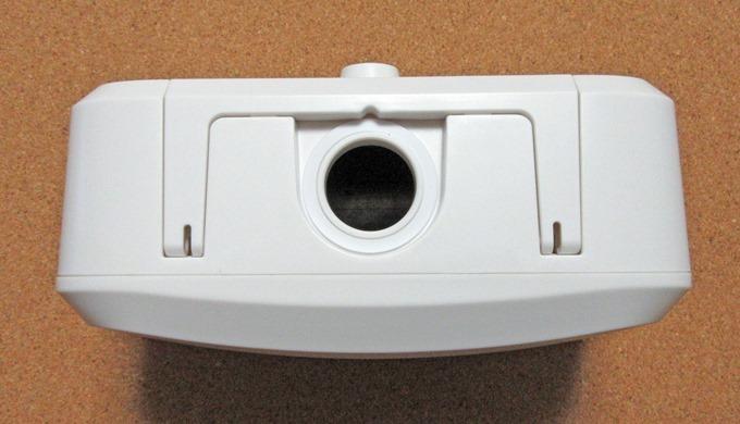 LEDランタン上部の注ぎ口