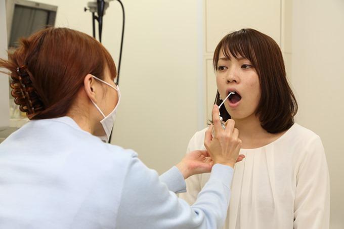 キシロカインスプレーで喉の麻酔