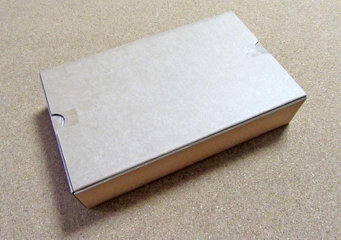 I-O DATA HDD ポータブルハードディスク 3TBの箱
