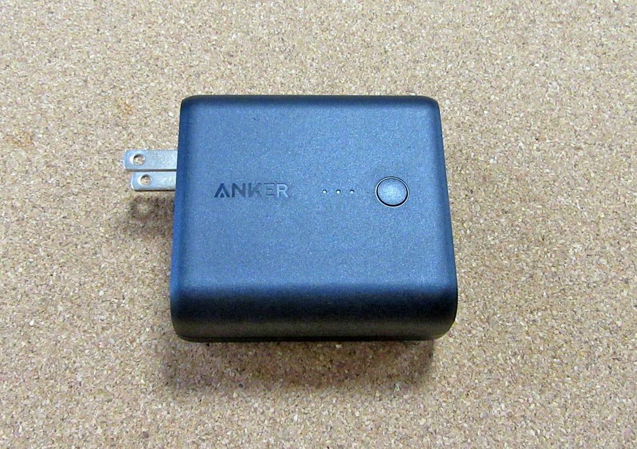 コンセント アンカー モバイル バッテリー