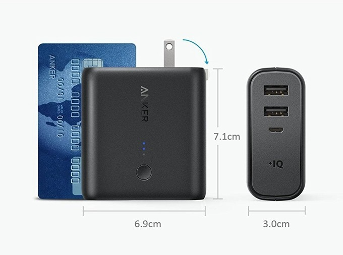 クレジットカードと大きさを比較
