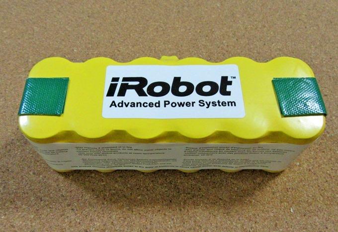 ルンバ500、600、700シリーズ用の純正バッテリー