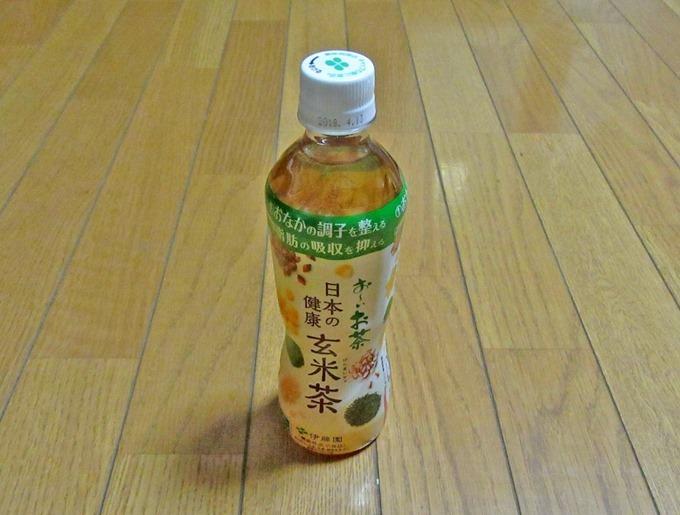 伊藤園 おーいお茶 日本の健康 玄米茶 500ml ×24本 [機能性表示食品]