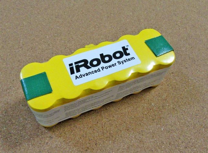 ルンバの純正バッテリー