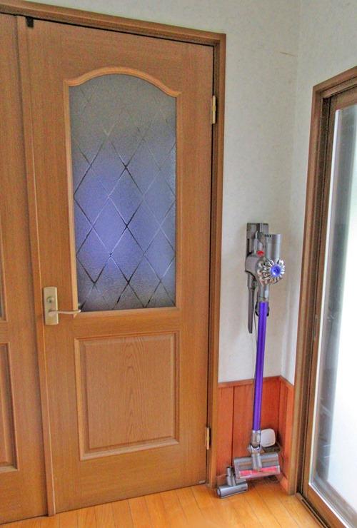 取り付け対象のドア