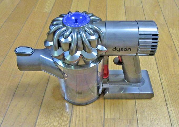 ダイソンDC62掃除機本体
