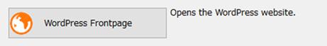 Wordpress FrontPageボタン