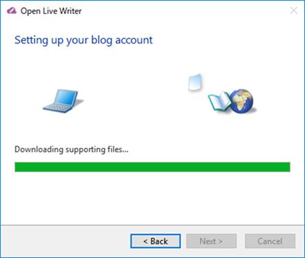 Open Live Writerでテーマスタイルの取得