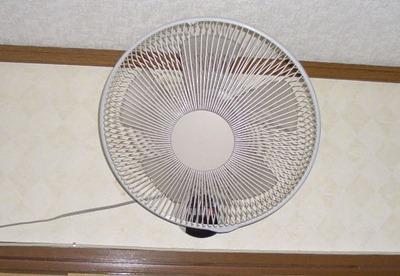 ACモーター式壁掛け扇風機