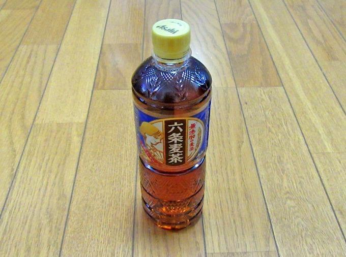 アサヒ飲料 六条麦茶ペットボトル
