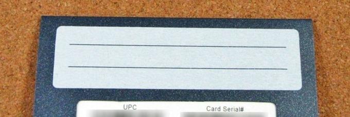 Amazonギフト券(封筒タイプ)ミニタイプの裏面には、メッセージを記入する欄もある