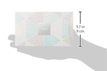 クールブルー(封筒タイプ)のサイズ