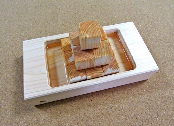 ひのき加湿器(木製品)