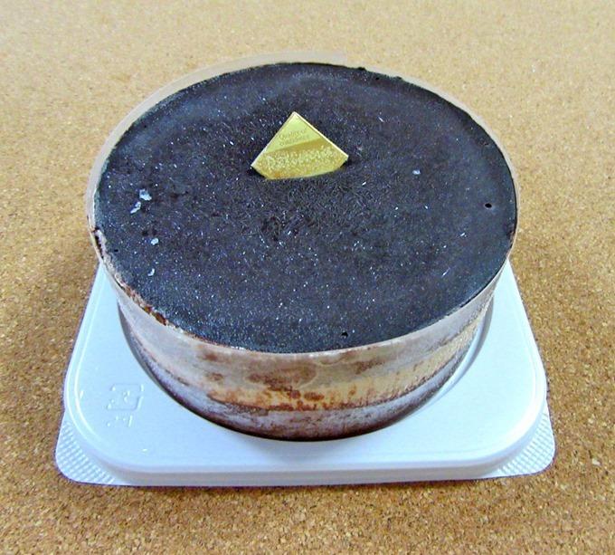 フロム蔵王のチョコレートケーキ(斜め)